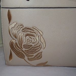 2850198ac4a Guess Bags   Hadlee Embroidered Flower Nude Bag Nwt   Poshmark